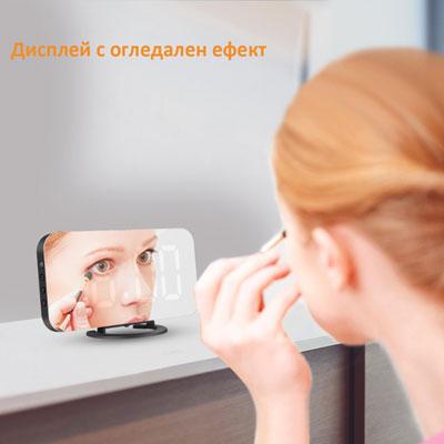 ogledalen-led-chasovnik-s-dva-usb-porta