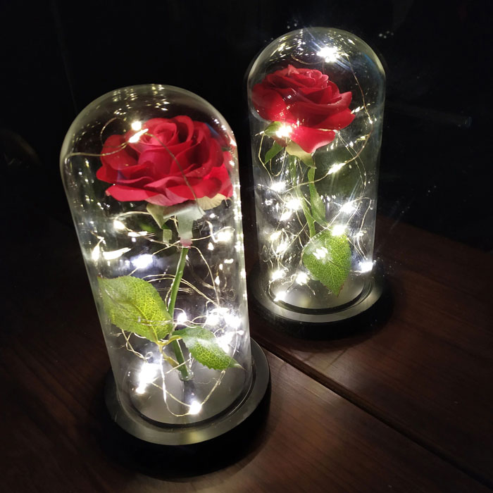 Luksozna-roza-v-staklenica-12