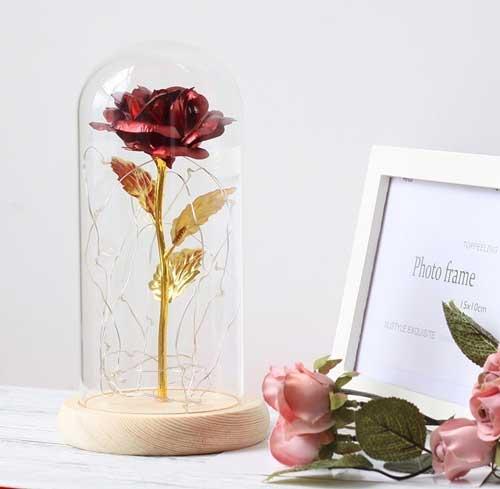 Luksozna-roza-v-staklenica-11