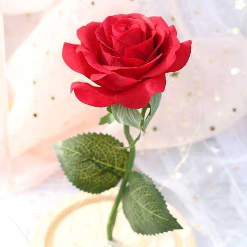 Luksozna-roza-v-staklenica-9