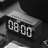 Лед часовник с Bluetooth 5.0 колонки