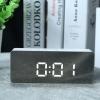 Настолен огледален LED часовник