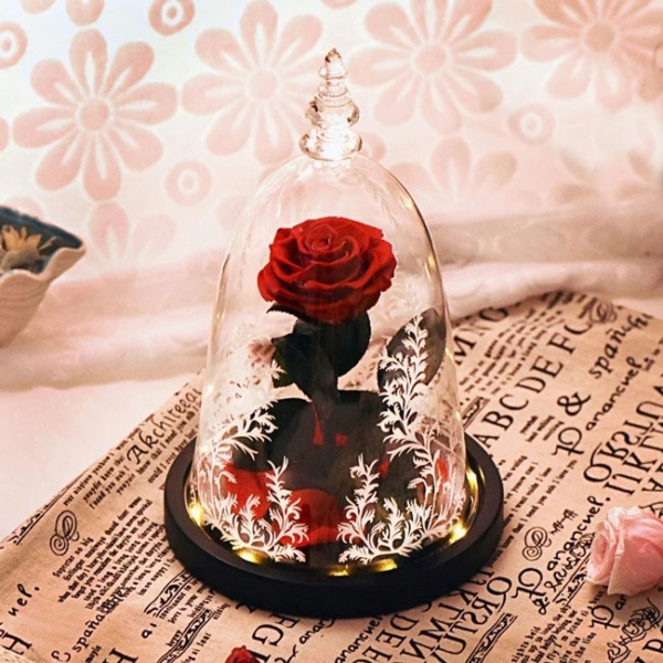 vecna-roza-v-staklenica