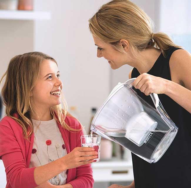Кана за филтриране на вода Brita Marella XL, 3.5Л и филтър