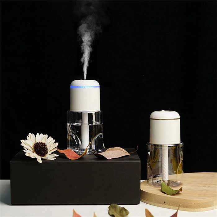 Мини арома дифузер за етерични масла
