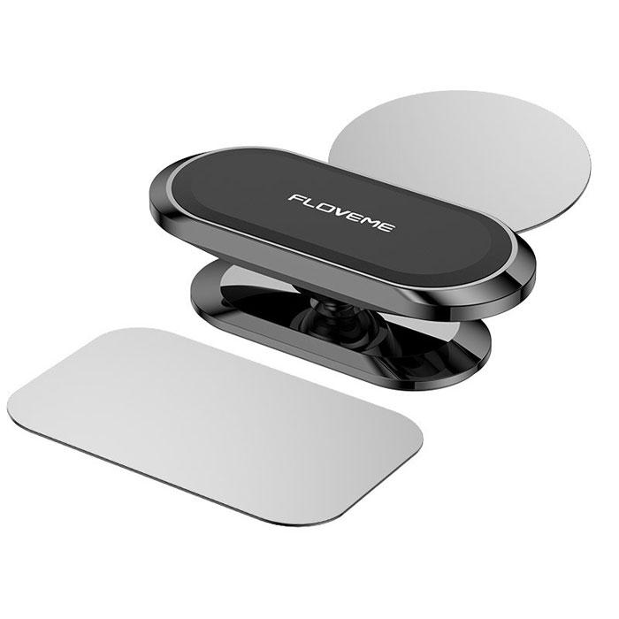 magnitna-mini-stoyka-za-telefon-za-kola-tamnosiv